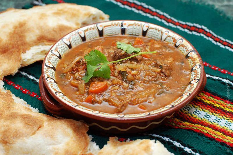 Блюда грузинской кухни