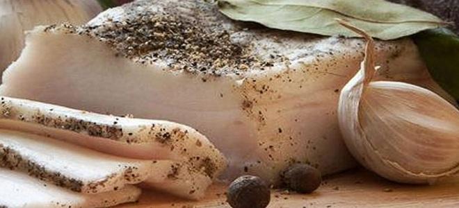 Сало в рассоле — интересные идеи приготовления закуски горячим и холодным способом