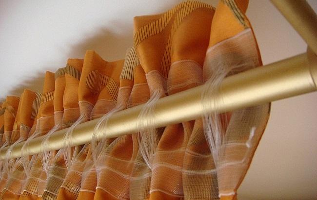 Побывала на мастер-классе декора окон. Делюсь красивейшими способами подвешивания штор на карниз!
